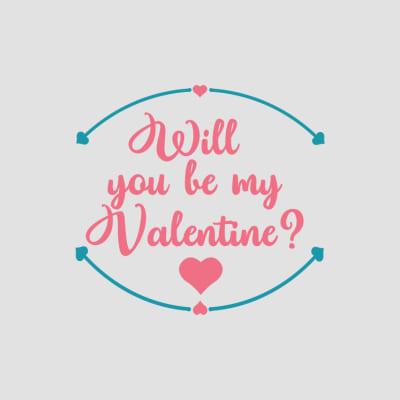 t-shirts saint valentin