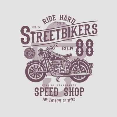 t-shirts moto