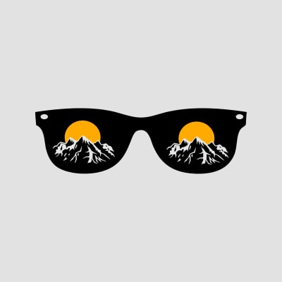t-shirts montagne
