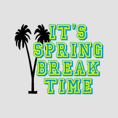 spring break t-shirts