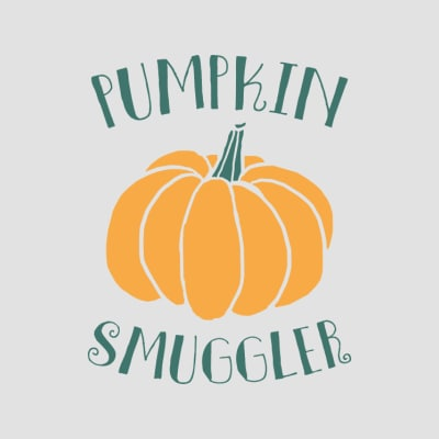 pumpkin maternity t-shirts
