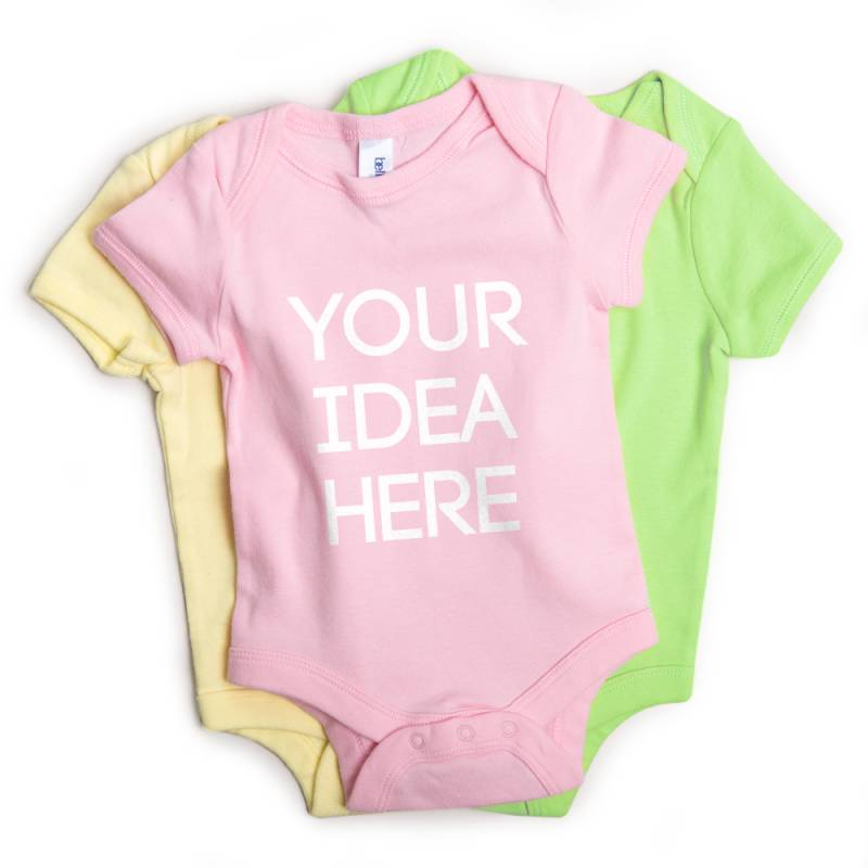 8135aafce3fa Custom Baby Clothes and Personalized Bodysuits