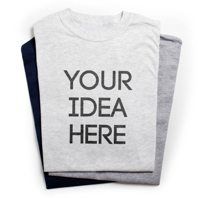 7fd9fcbc T-Shirt Maker   Make Custom Shirts   Spreadshirt - No Minimum
