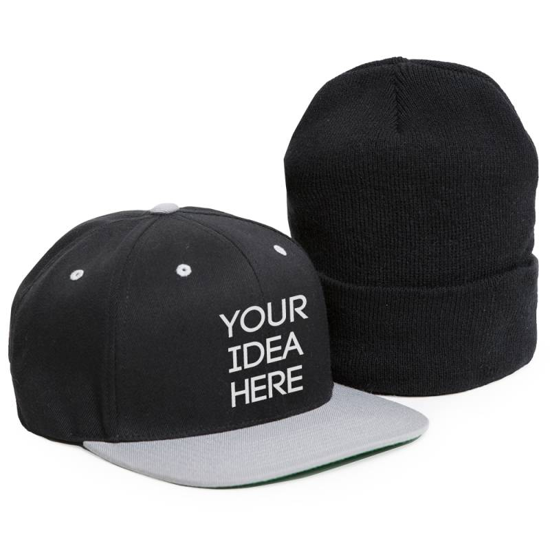 Custom Hats Caps Beanies Spreadshirt
