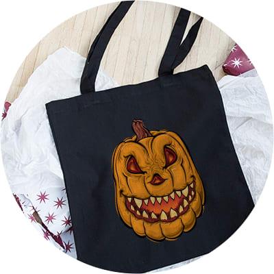 Halloween Taschen