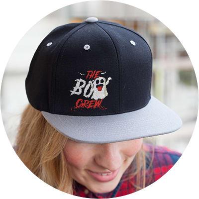 Halloween Caps & Hats