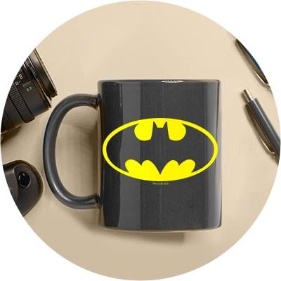 Superhelden Tassen