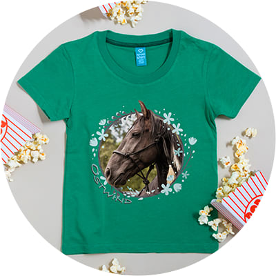 Kinder Film T-Shirts
