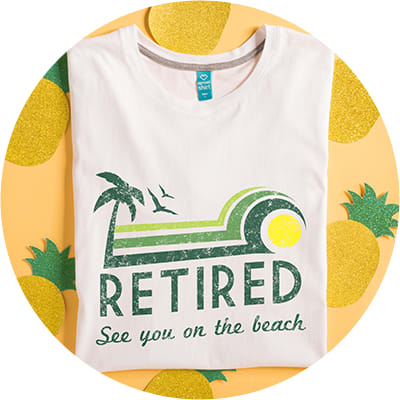 Retirement T-Shirts