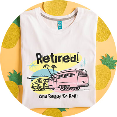 Retirement T-Shirts