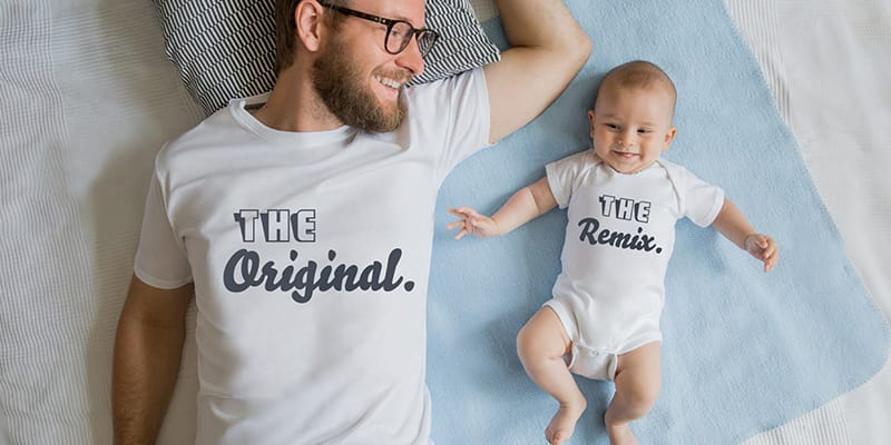 Personalized baby gifts for newborns spreadshirt perfect personalized baby gifts negle Image collections