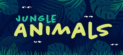 Preview Jungle Animals Contest