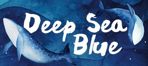 Preview Deep Sea Blue Contest