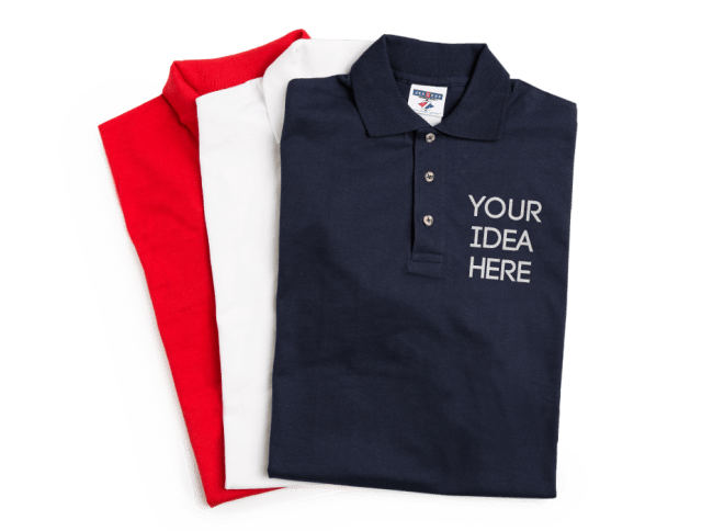 Custom polo shirts spreadshirt for Design your own polo shirts