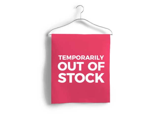 Temporarily out of Stock