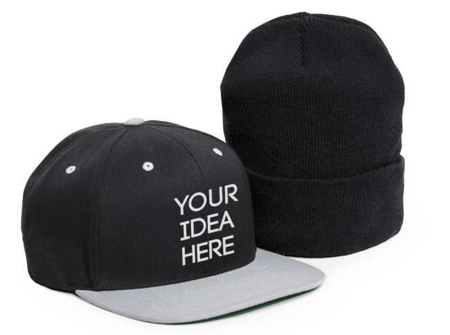 Hats. Making customized ...