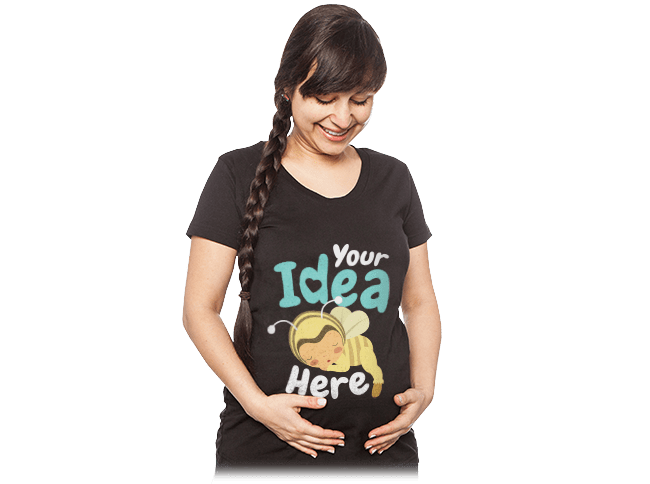 Create Custom Maternity Shirts