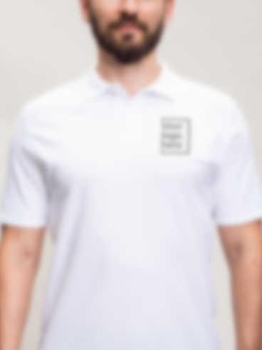 Polo Shirt with custom embroidery