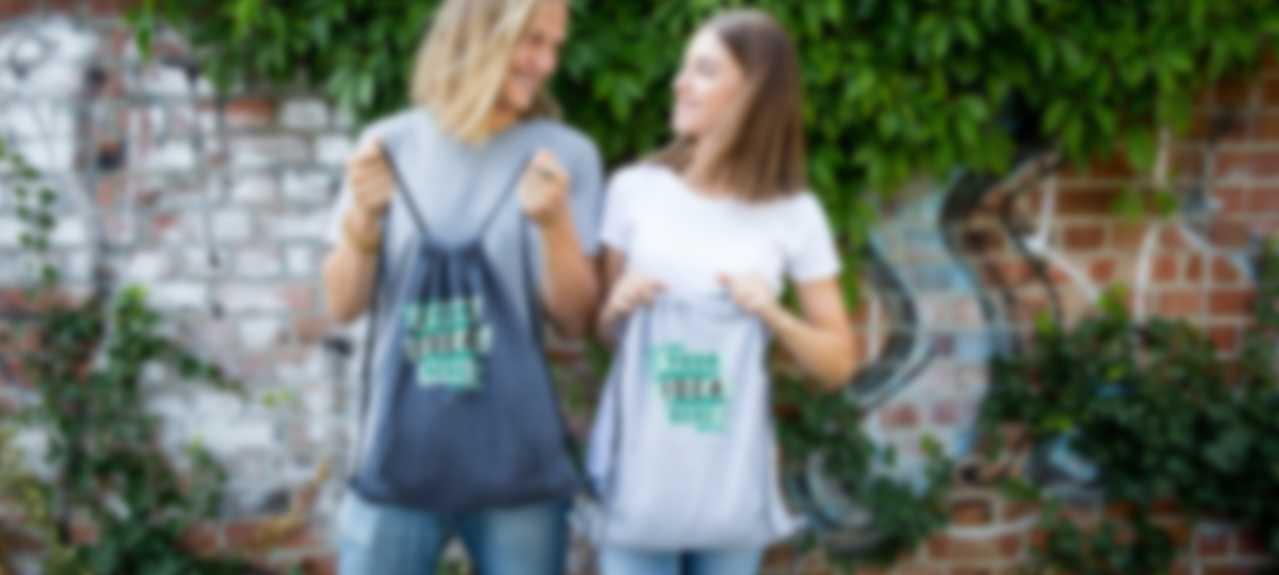b1baa8ecdf983 Custom Drawstring Bags | Spreadshirt - No Minimum