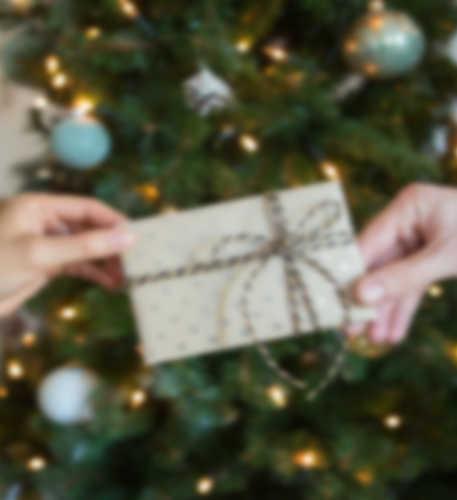 Chèque-cadeau et emballage cadeau de Spreadshirt.