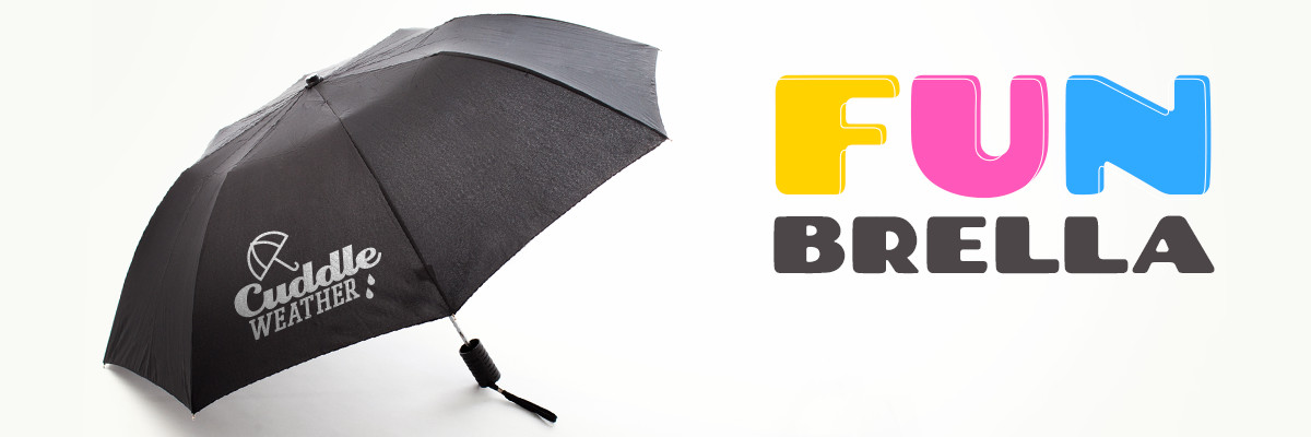 Create Custom Umbrellas with Spreadshirt