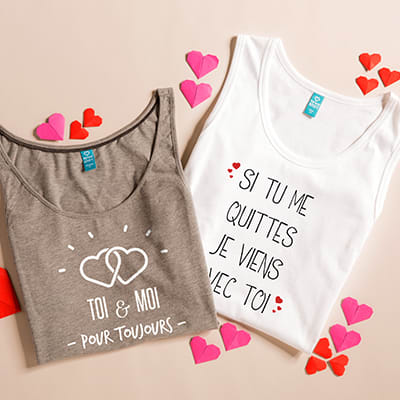 Couple Tank Tops