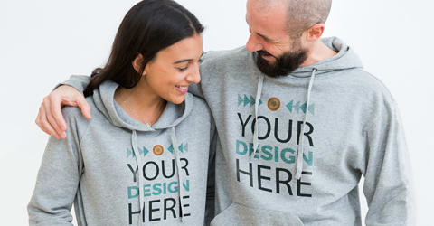 Custom Hoodies & Sweatshirts | Spreadshirt - No Minimum