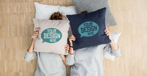 Personalised Pillow Cases   Spreadshirt