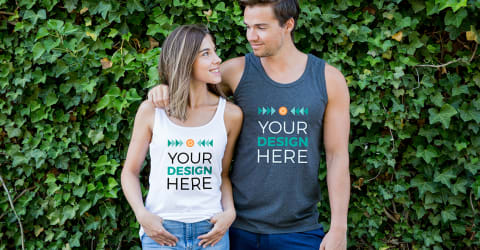 d5eb2ab4b1 Get creative with your own custom tank top.