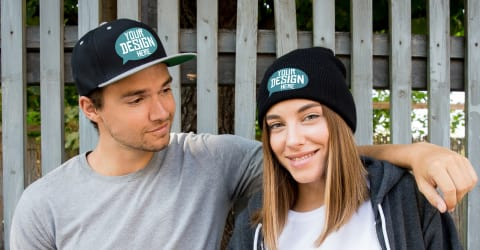 Custom Hats, Snapbacks & Beanies | Spreadshirt