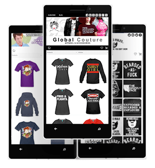 Merchandise experts for creators, influencers, gamers and their fans.