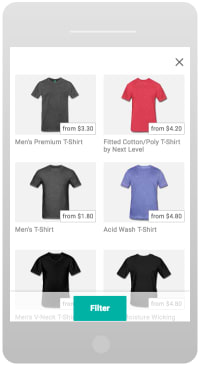 123d51c3dbd45 Custom T-Shirts | Spreadshirt - No Minimum