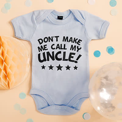 Baby Shower Baby Bodysuits