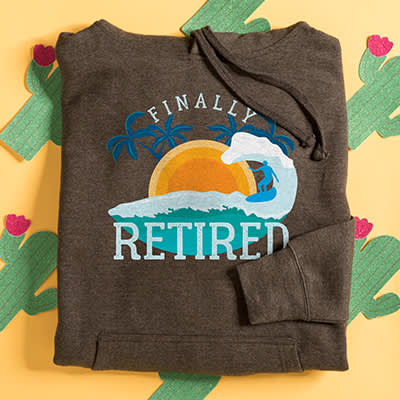 Retirement Hoodies