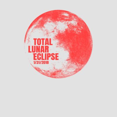 Lunar Eclipse T-Shirts