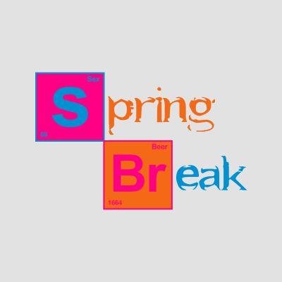 Spring Break Shirts