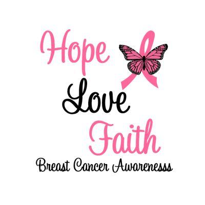 Shop Breast Cancer Awareness T Shirts Online Spreadshirt