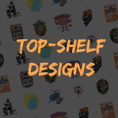 Top-Shelf Designs
