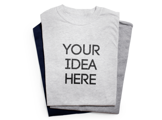 T-Shirt Maker | Make Custom Shirts | Spreadshirt - No Minimum