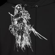 Design ~ Dres (White) - Sweatshirt