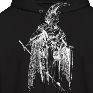 Design ~ Indoril (White) - Sweatshirt