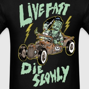Frank 's hotrod - Men's T-Shirt