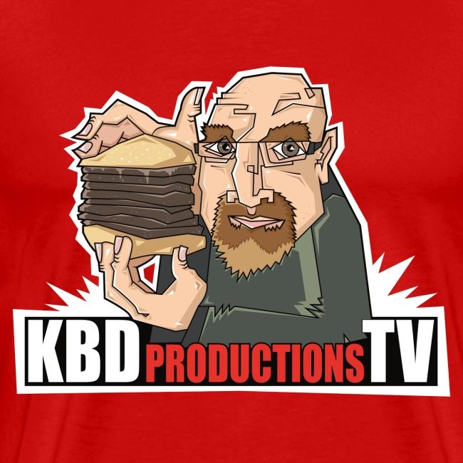 Ken Holding Burger