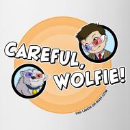 Design ~ Careful, Wolfie! Coffee Mug
