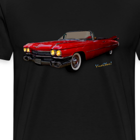 Design ~ 59 Baddy Caddy Tee