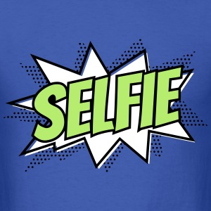 Selfie T-Shirts - Men's T-Shirt