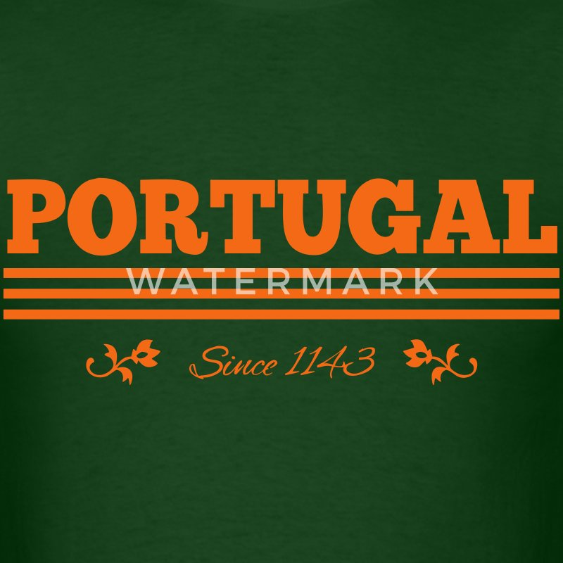 vintage Portugal since 1143 - Men's T-Shirt