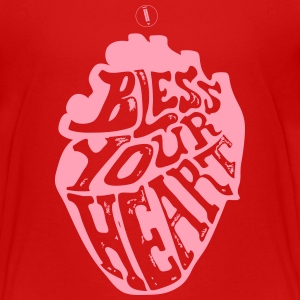 Bless Your Heart Kids' Shirts - Kids' Premium T-Shirt