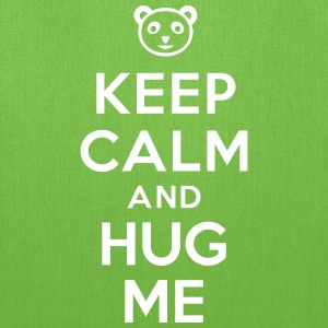 Keep calm and hug me Bags & backpacks - Tote Bag