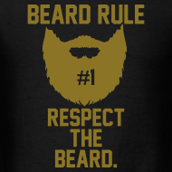 Design ~ Beard Rule #1